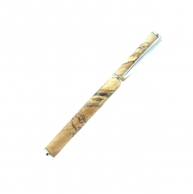 Füller aus gestockter Buche