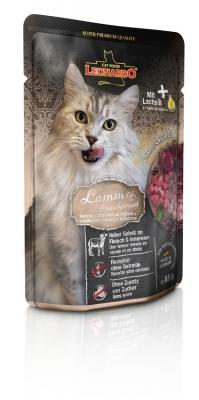 LEONARDO® Lamm + Cranberries 85g Beutel