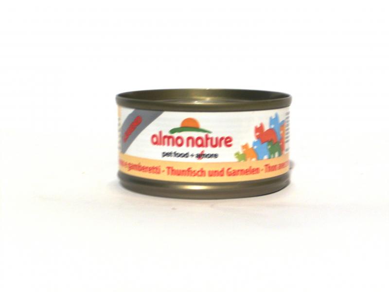 almo nature thunfisch und garnelen 70g im yomis online shop bestellen. Black Bedroom Furniture Sets. Home Design Ideas