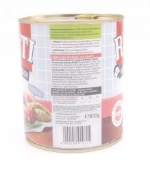 Rinti Kennerfleisch + Rind 800g Hundedosenfutter
