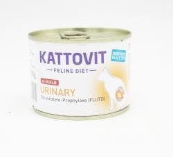 Kattovit Urinary mit Kalb 185g