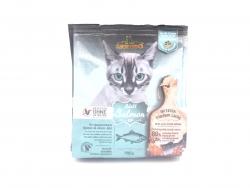 Katzenfutter Leonardo Adult Crain free Salomon 300g