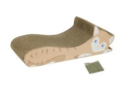Katzen Kratzbrett aus Karton