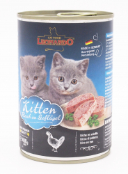 Dosenfutter Kitten Geflügel 400g