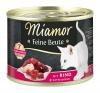 Miamor Feine Beute mit Rind 185g