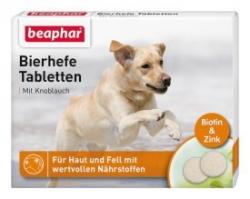 Beaphar Bierhefe  Tabletten 100St