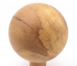 Holzkugel vom Birnbaum