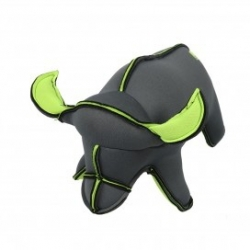 Hunde-Schwimmspielzeug Wasserbüffel 25cm