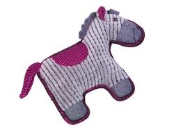 Hundespielzeug Plüsch Pferd