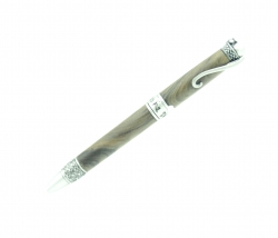 Cat Kugelschreiber Nußbaum