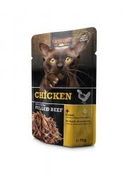 LEONARDO® Chicken + extra pulled Beef
