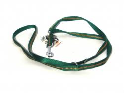 Hunde Nylonleine grün