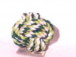 Hundespielball Baumwolle