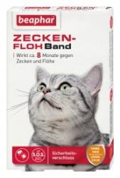 Katzen Zecken-Flohhalsband