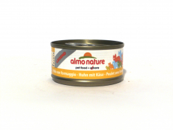 Almo Nature Huhn mit Käse 70g