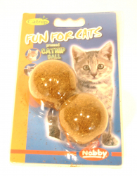 Cat Nip Ball 2St.